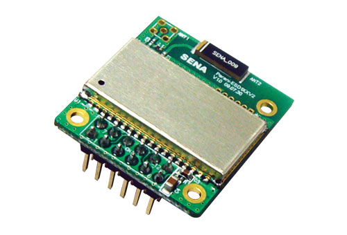 Parani-ESD100 Rev.B OEM Bluetooth-Serial Module-Class 1 Bluetooth v2.0+EDR, built-in chip antenna